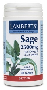 Lamberts Salvia 90 comprimidos
