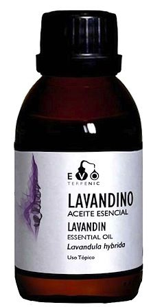 Terpenic EVO Lavandino Aceite Esencial Bio 100ml