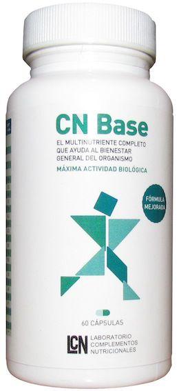 LCN CN Base 60 cápsulas