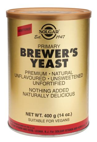 Solgar Levadura de Cerveza en polvo 400gr