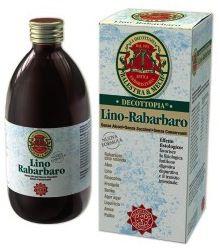 Lino-Rabarbaro 250ml Decottopia