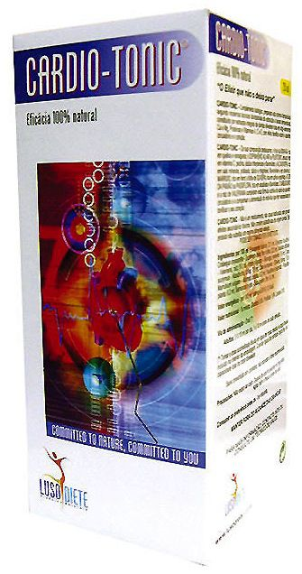 Luso Diete Cardio-Tonic  250ml