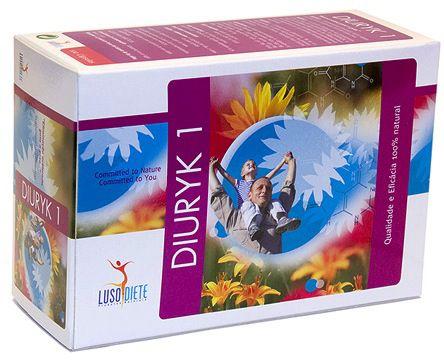 Luso Diete Diuryk 1 100 cápsulas
