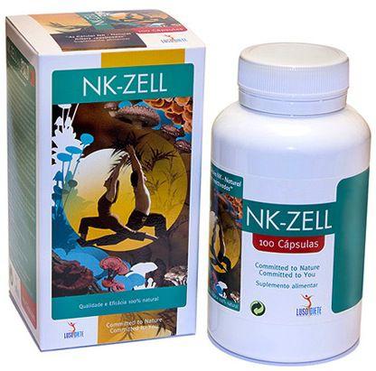 Luso Diete NK-Zell 100 cápsulas