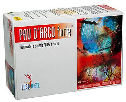 Luso Diete Pau D´Arco Forte 100 cápsulas