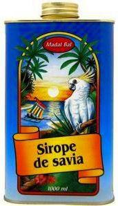Madal Bal Sirope de Savia lata 1 Litro