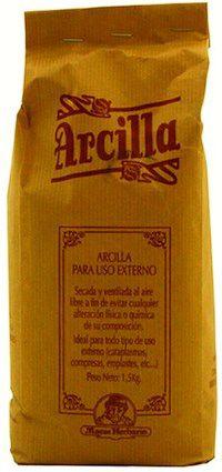 Maese Herbario Arcilla 1,5Kg
