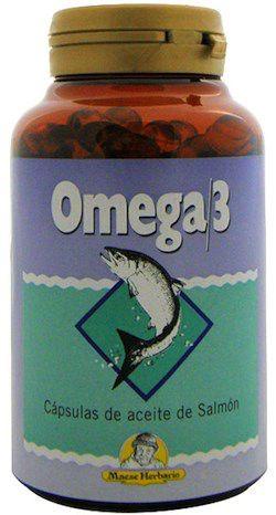 Maese Herbario Omega 3 Aceite de Salmón 220 perlas