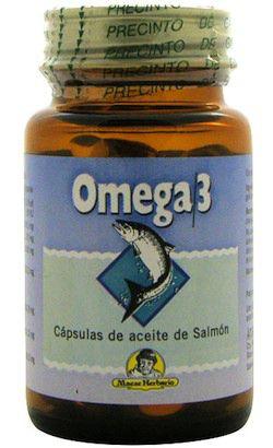 Maese Herbario Omega 3 Aceite de Salmón 55 perlas