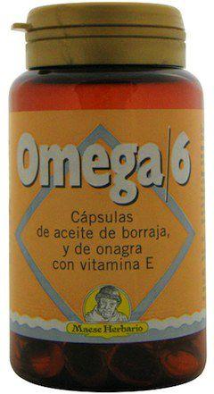 Plantis Omega 6 Onagra y Borraja 100 perlas