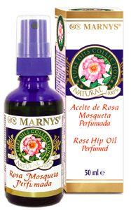 Marnys Aceite de Rosa Mosqueta facial perfumada spray 50ml