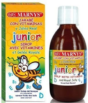 Marnys Jarabe Junior Multivitamina con Jalea 250ml