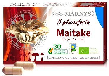 Marnys Maitake BIO 30 cápsulas