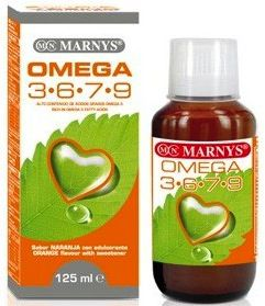 Marnys Omega 3 6 7 9 125ml