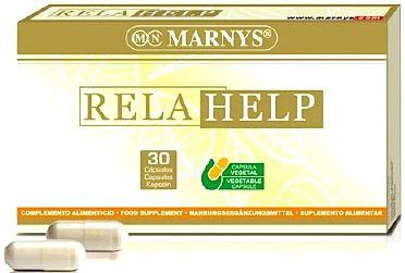 Marnys Relahelp 30 cápsulas