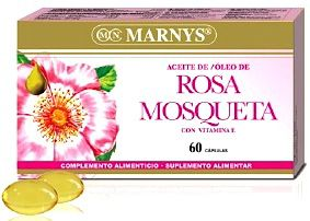 Marnys Rosa Mosqueta 60 perlas