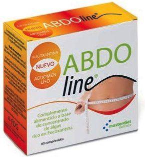 Masterdiet Abdo Line 60 comprimidos