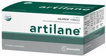 Masterdiet Artilane 15 viales