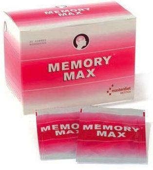 Masterdiet Memory Max 20 sobres