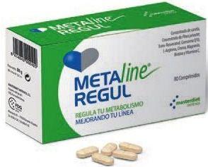 Masterdiet Meta Line Regul 80 comprimidos
