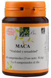 MCA Maca Bio 200 comprimidos