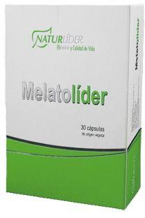 Naturlider Melatolíder 1 mg 30 cápsulas