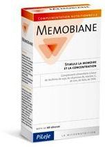 Pileje Memobiane 60 capsulas