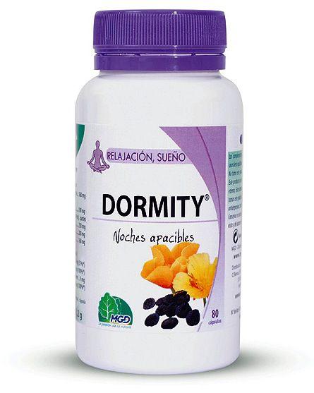 MGD Dormity 80 cápsulas