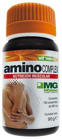 MGdose Amino Complex 150 comprimidos
