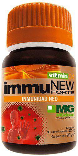 MGdose Immunew Forte 90 comprimidos