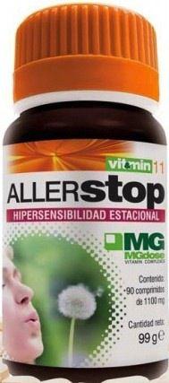 MGdose Allerstop 90 comprimidos
