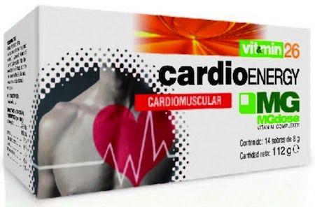 MGdose Cardio Energy 14 sobres