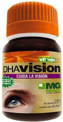MGdose DHA Vision 90 cápsulas