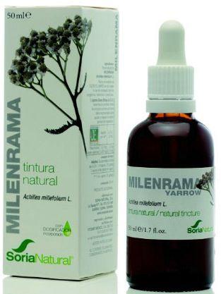 Soria Natural Milenrama Extracto 50ml