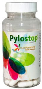 Mundonatural Pylostop 60 cápsulas