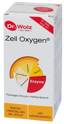 Natiris Zell Oxygen Enzymes 250ml