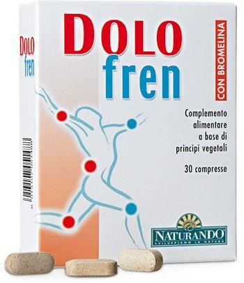Naturando Dolofren 30 comprimidos