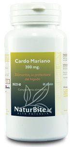 Naturbite Cardo Mariano  60 cápsulas