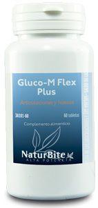 Naturbite Gluco-M Flex Plus 60 comprimidos