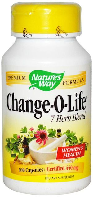 Nature's Way Change-O-Life 100 cápsulas