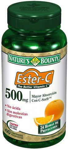 Nature´s Bounty Ester C 60 comprimidos