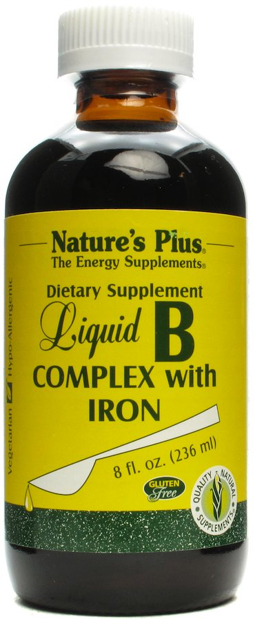 Nature's Plus B Complex Líquido 236ml