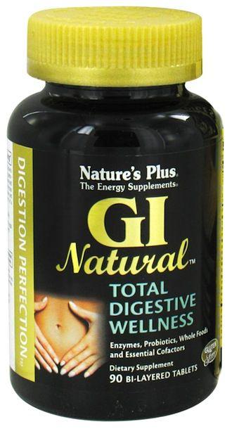 Nature's Plus GI Natural 90 comprimidos