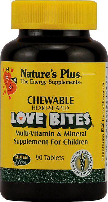 Nature's Plus Love Bites 90 masticables