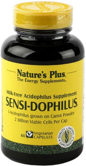 Nature's Plus Sensi-Dophilus 60 cápsulas