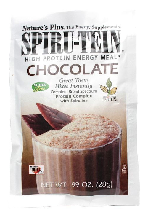 Nature's Plus Spiru-Tein Chocolate 1 Sobre