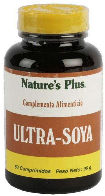 Nature's Plus Ultra Soya 60 comprimidos