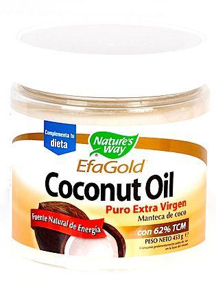 Nature's Way Aceite de Coco EfaGold 453g