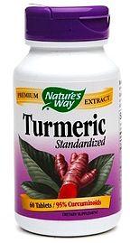 Nature's Way Cúrcuma - Turmeric 60 comprimidos