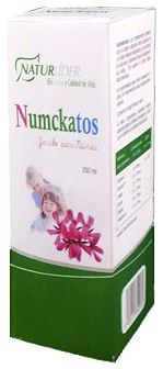 Naturlider Numckatos Jarabe Niños 250 ml